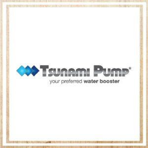 Tsunami Booster Pump